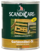 Olej na zahradní nábytek - GARTENMÖBEL-ÖL