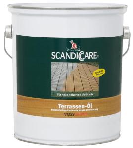 Terasový olej - TERRASSEN-ÖL