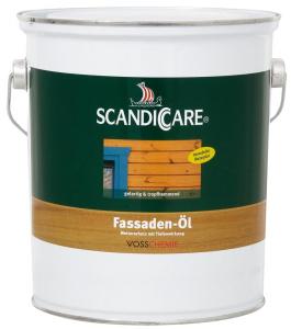 Fasádní olej - FASSADEN-ÖL